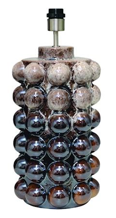 Bubbels Lampfot Chocolate fudge 49 cm
