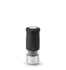 Zephir Pepper Mill Black 14 cm