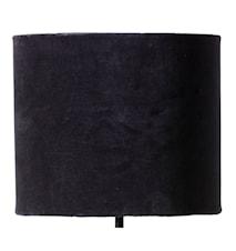 Sanna Lampeskjerm 28cm Dark Grey