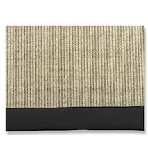 Artwood sisal black matta - 300x400