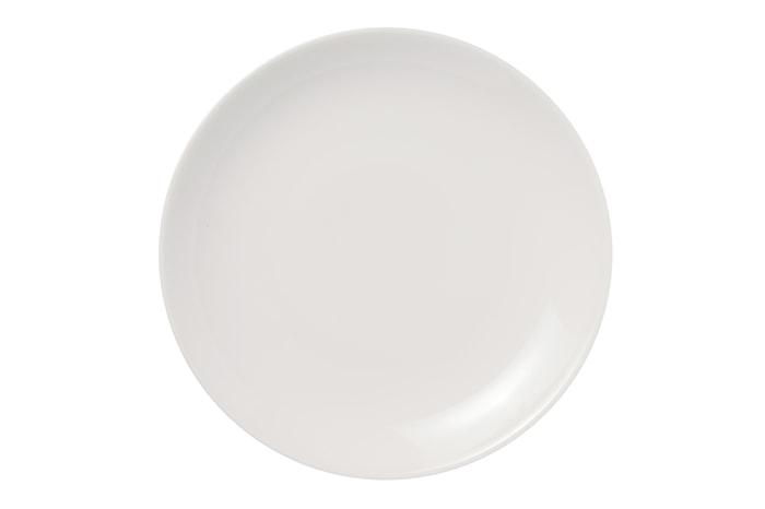 24 h Tallerken 26 cm hvit
