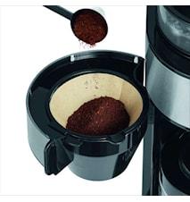 Kaffebryggare med Kvarn 6 Koppar