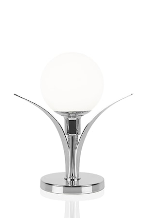 Bordslampa Savoy Krom