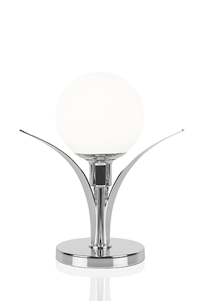 Bordlampe Savoy Krom