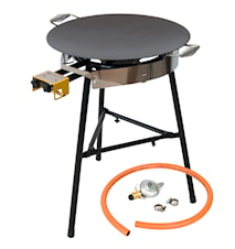 Frying Hob 58 cm Complete Set