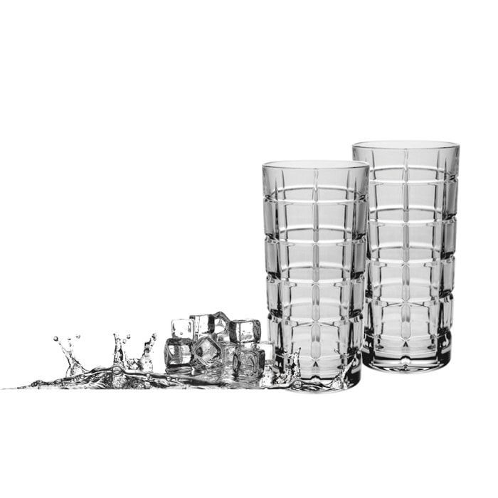 Time Square Longdrinkglas 4-pack 42 Cl Klar