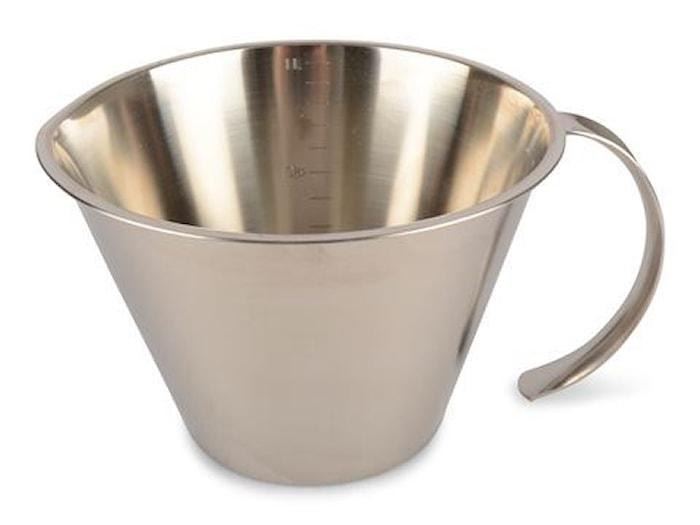 Senso Kitchen Köksmått 1 Lit. Rostfri 1.0l Silver