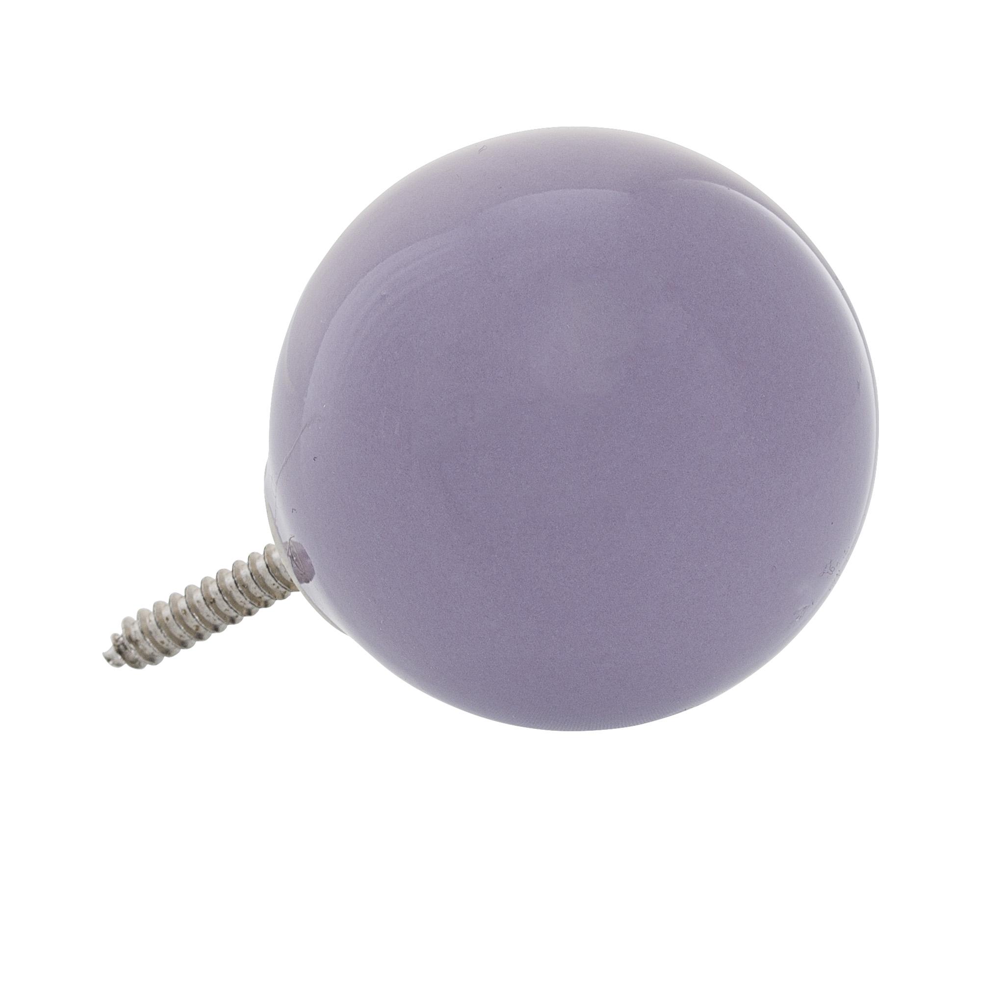Knopp Sphere – Lila