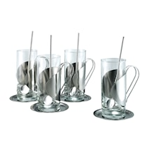 Irish Coffee Setti 4-pkt
