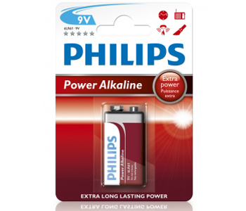 Fashion Power Alkaline 9V