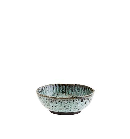 Skål Ø 17,5 cm - Grön/Svart