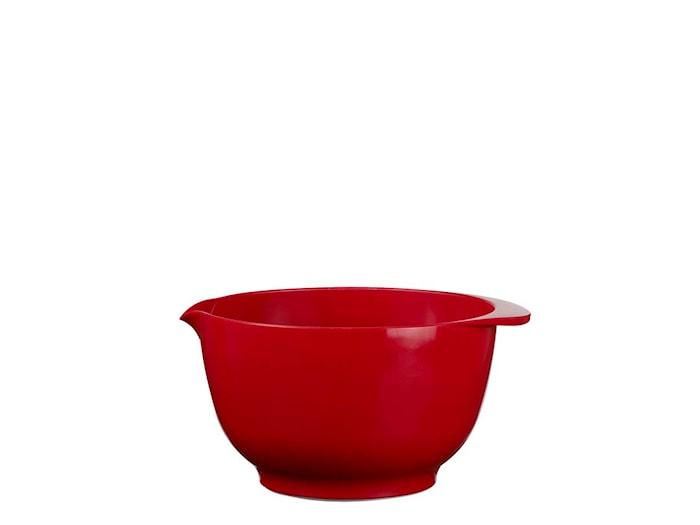 Skål Margrethe 1,5 l Rød