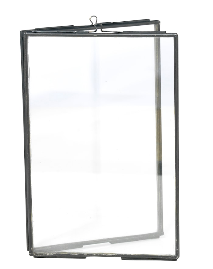 Tupla Valokuvakehys 10x15 cm - Musta
