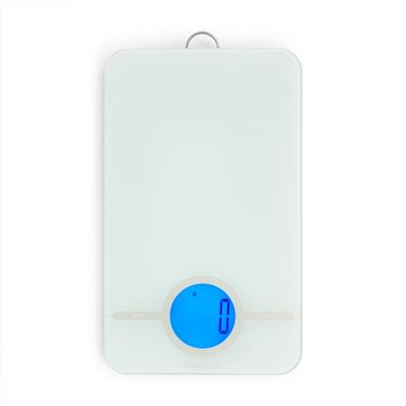 Tasty Digital Køkkenvægt med Glasoverflade Lysegrå