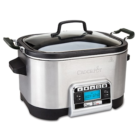 Multifunktionell Slow Cooker 56 liter