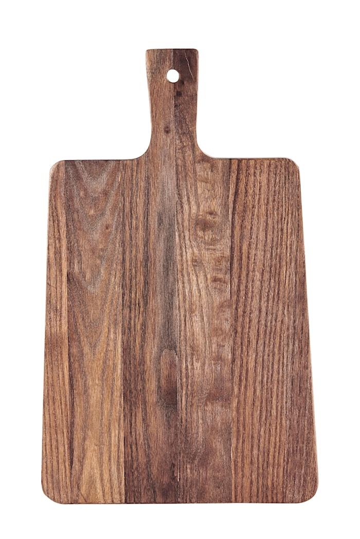 Cutting board Skærebræt valnød 26x42cm