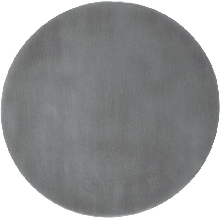 Fullmoon Vägglampa Blekt Silver 25cm