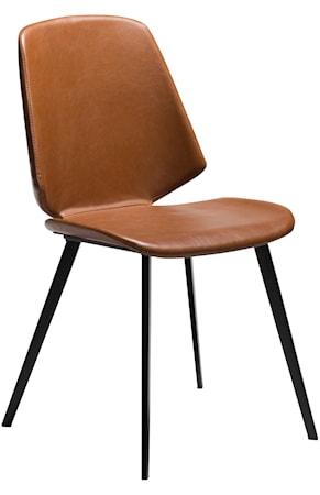 Stol Swing Kunstlær - Vintage Lysebrun