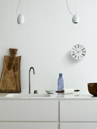 Arne Jacobsen Roman Veggklokke Ø 16 cm