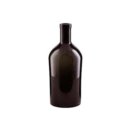 Vas Flaskhals Mörkbrun 35cm