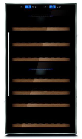 WineMaster Touch 66 Flaskor