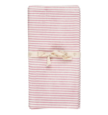 Serviet Stripe 2stk - Fuchsia Rose