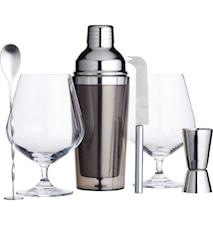 BarCraft Gin Cocktail Gift Set