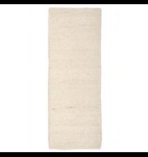 Merino Teppe Hvit 80x150 cm