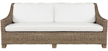 Dyna till Madison 3-sits soffa Natur