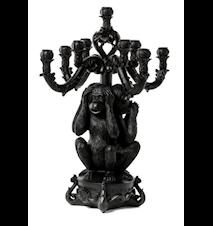 Giant burlesque ljusstake - Monkey