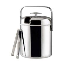 Ishink Kromad'thermo' med lock och istång 1,3l