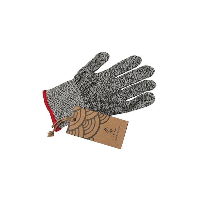 Beskyttelseshandske
