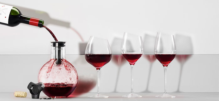Bourgogne Rødvinsglass 50 cl