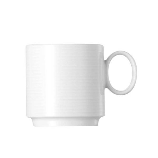 Loft Vit Espressokopp stapelbar 11 cl