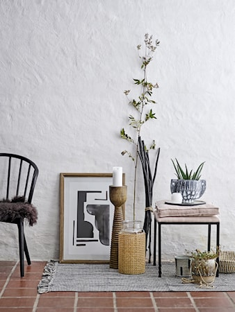 Lysestage Brun Mangotræ 61 cm