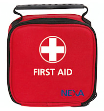 Førstehjelpsveske Liten 38 deler