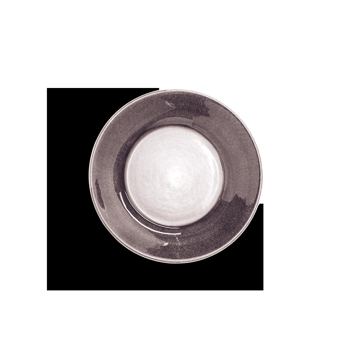 Basic Tallrik Plommon 21 cm