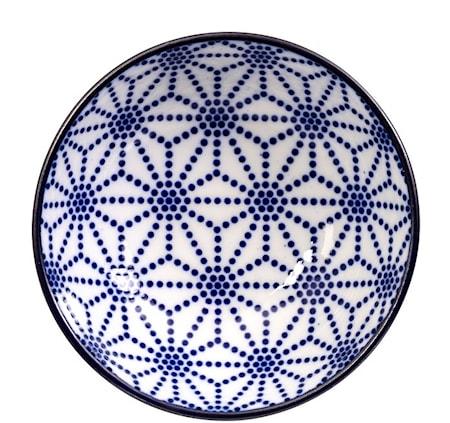 Nippon Blue Dish Star 9.5x3 cm