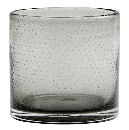 Bubble Portavelas Ø10cm - Gris