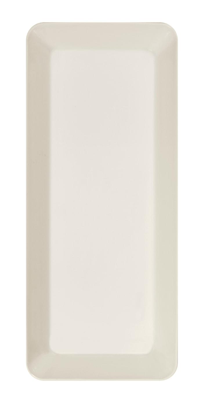 Piatto Teema 16x37 cm bianco