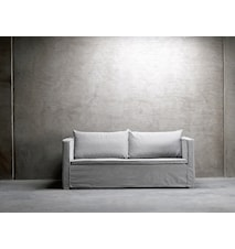 SOFAL 2-seter sofa – Grå