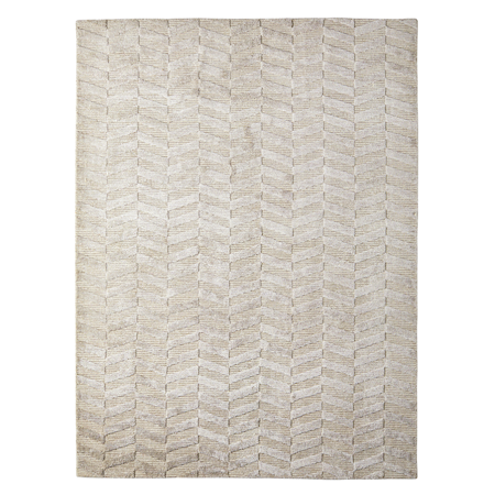 Chevron Sand Matta 200x300 cm
