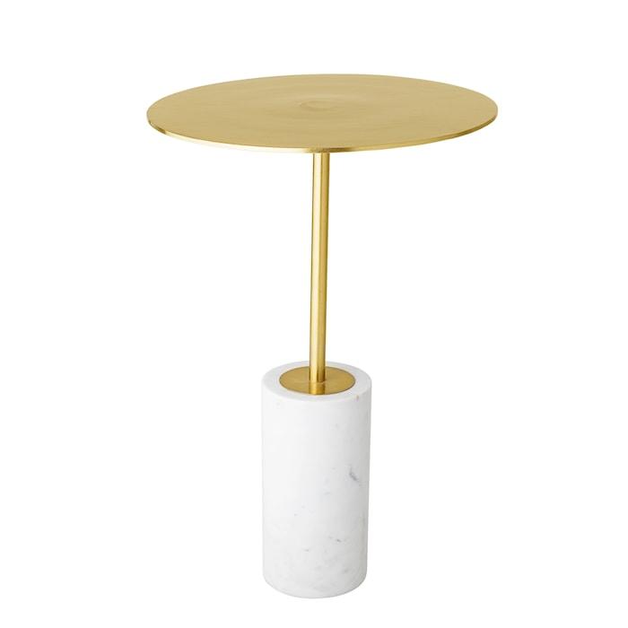 Paisley Sidoborg Marmor Guld Ø40cm