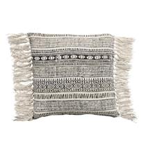 Tyynynpäällinen orient 45x45 cm - Harmaa