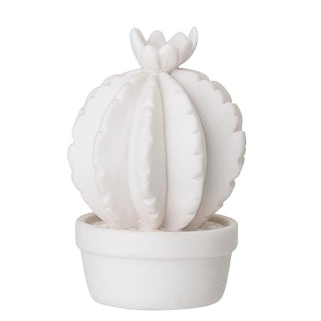 Kaktus Porslin Vit