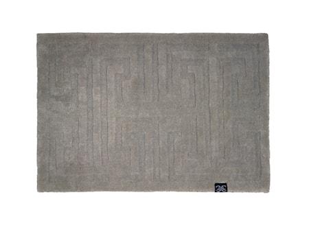 Dørmatte Key 60x90 Silver