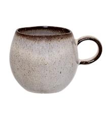 Kaffekopp Sandrine - Grå