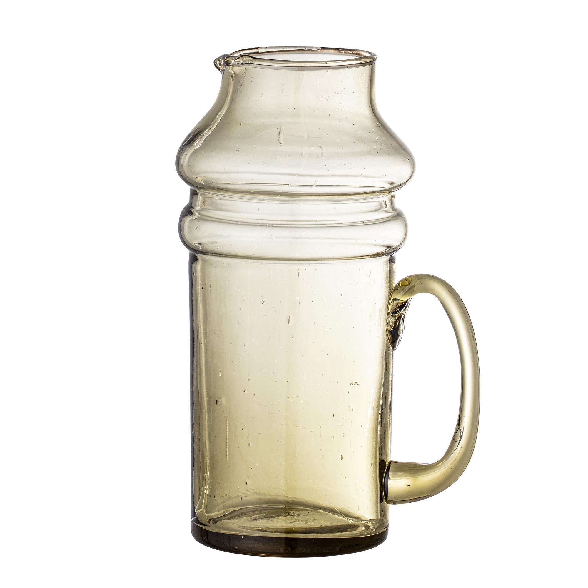 Casie Tillbringare Brun Återvunner Glas