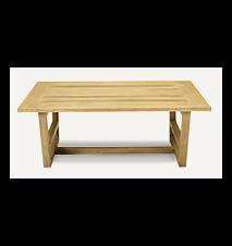 Costes XL bord - Naturlig teak