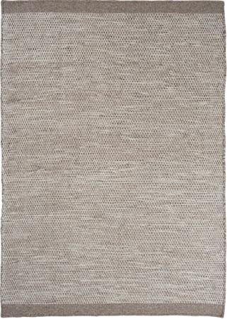 Asko Matta Ljusgrå 140x200 cm